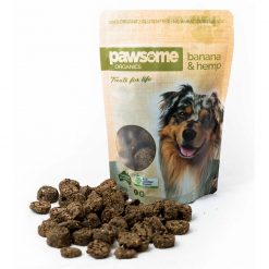 Organic Banana Hemp Dog Treats 200g